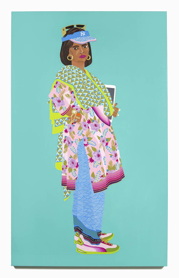 These Bright Portraits Document The Advanced Style Of Aunties