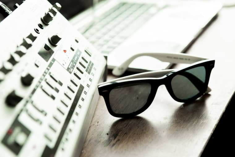 Ray-Ban Studios Has Their Fingers on the Pulse of Music and Style