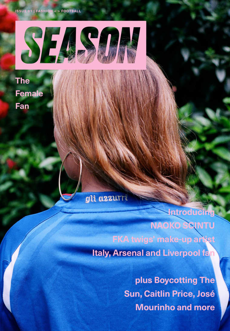 <i>SEASON</i> Is The Zine For Fans Of Football And Fashion