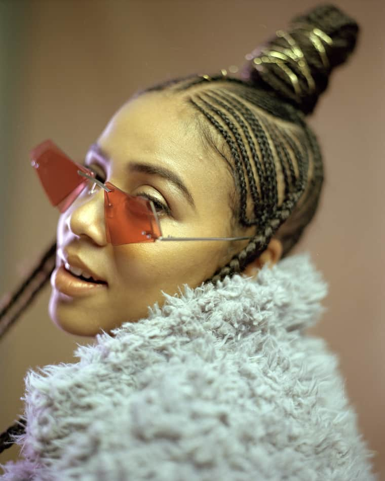 Sho Madjozi is manifesting her pan-African dreams