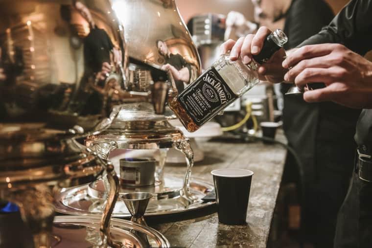 T-Pain Inaugurates Jack Daniel's Motel No. 7 Experience