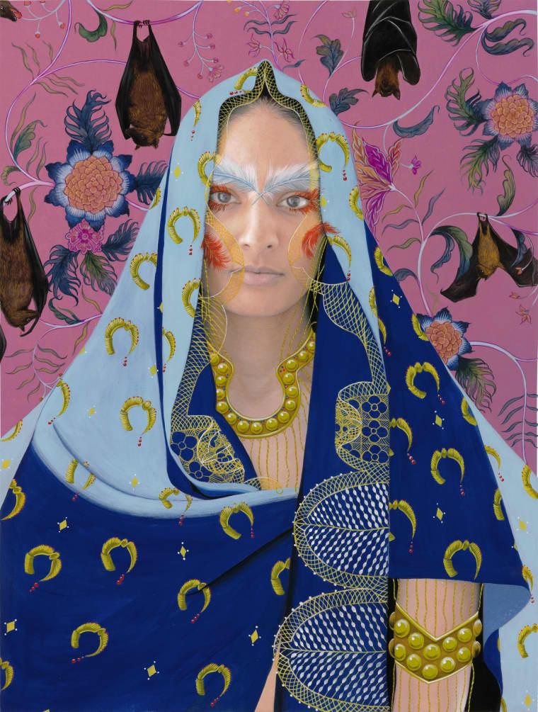 Meet Rajni Perera, The Canadian Artist Taking On The Global Art Market