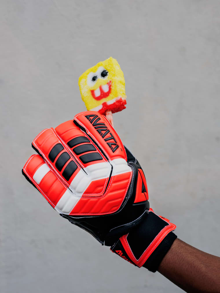 You should be paying more attention to goalie gloves