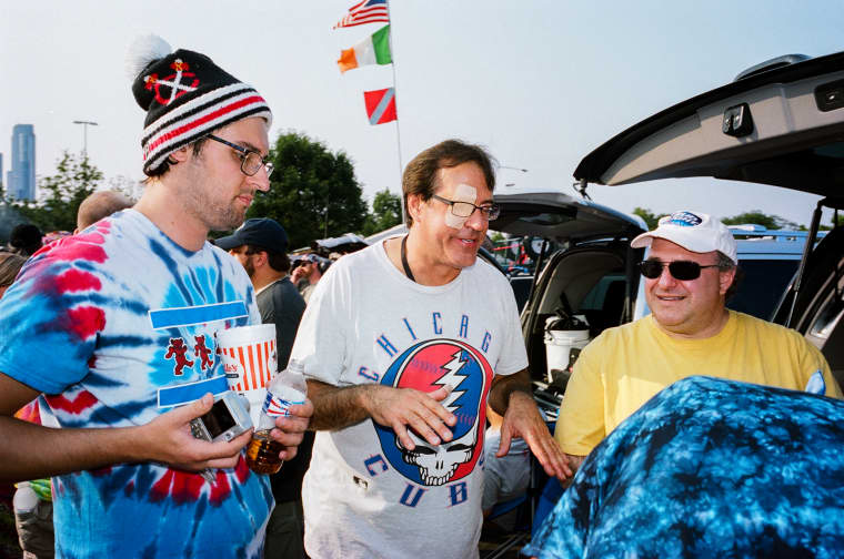 The Faces Of The Grateful Dead's 50th Anniversary Concerts