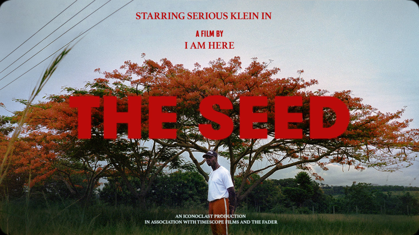 Watch a new short film starring Ghanaian-German rapper Serious Klein