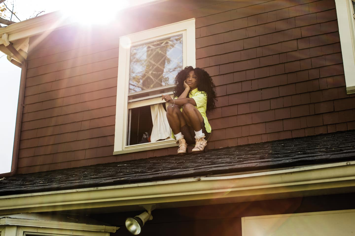 SZA - The FADER