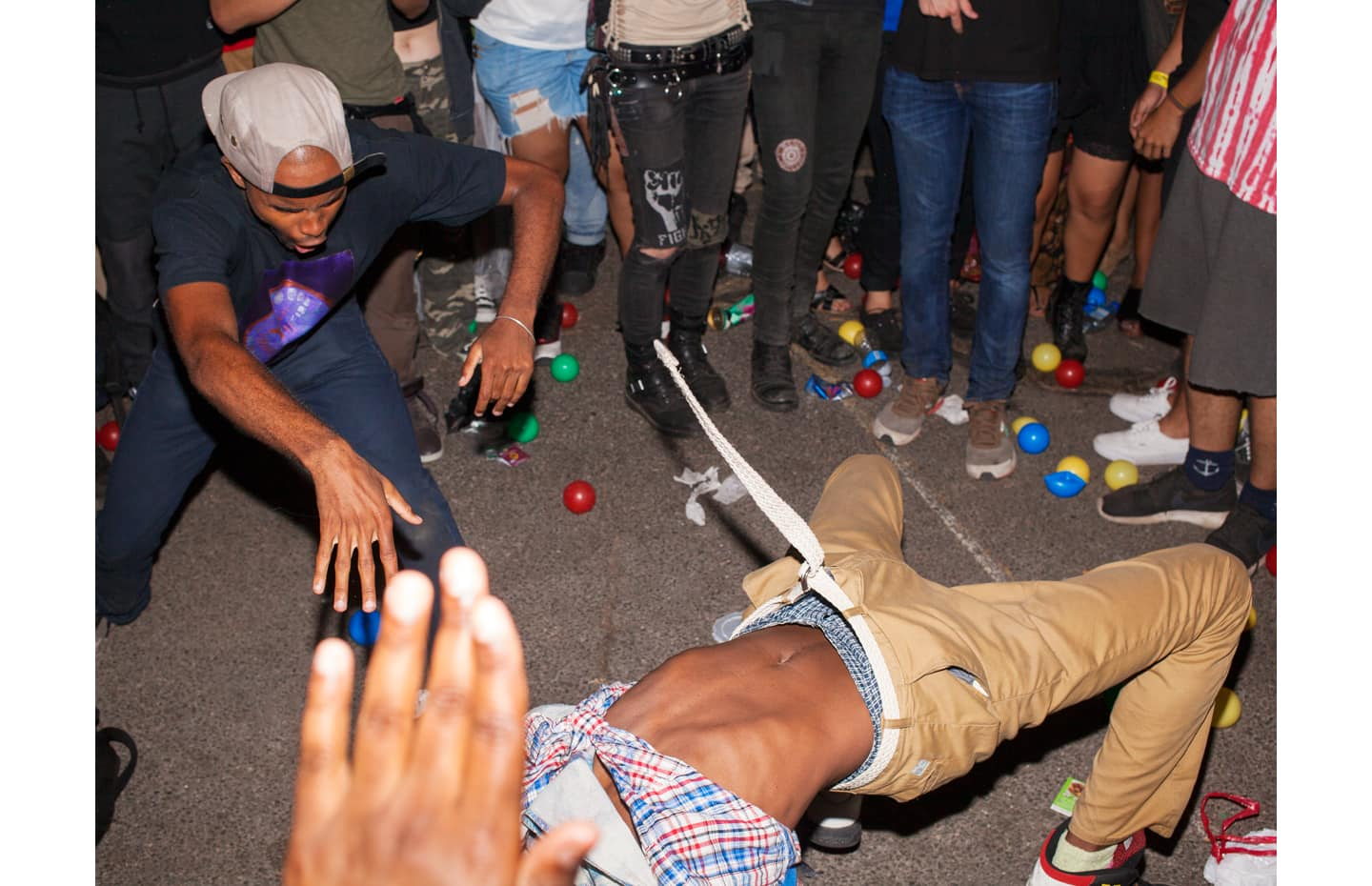 On The Street Afropunk The Fader