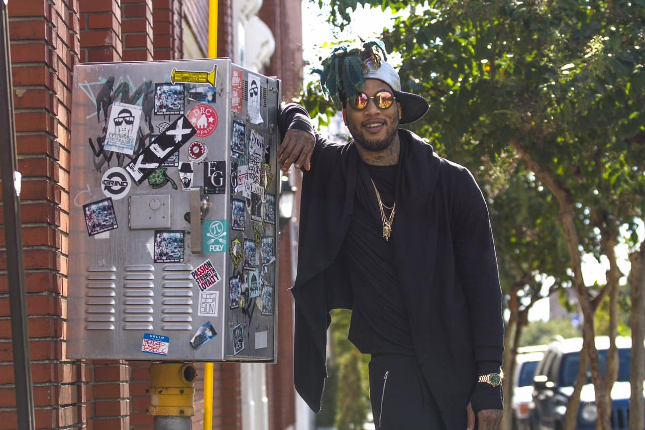 TM88 Presents Sacii Lyfe Mixtape, Talks Split From 808 Mafia | The FADER