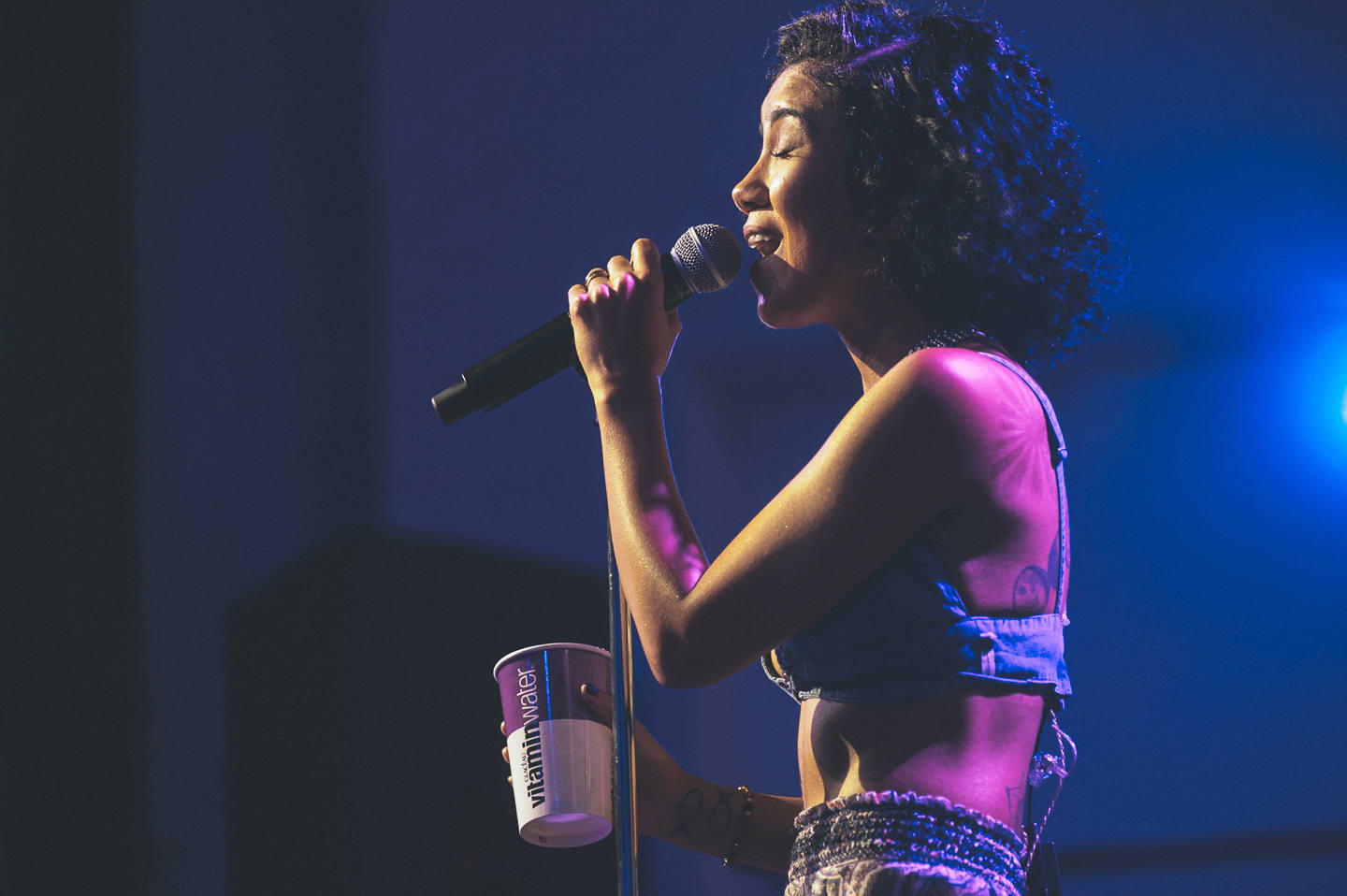 jhene aiko vitaminwater uncapped
