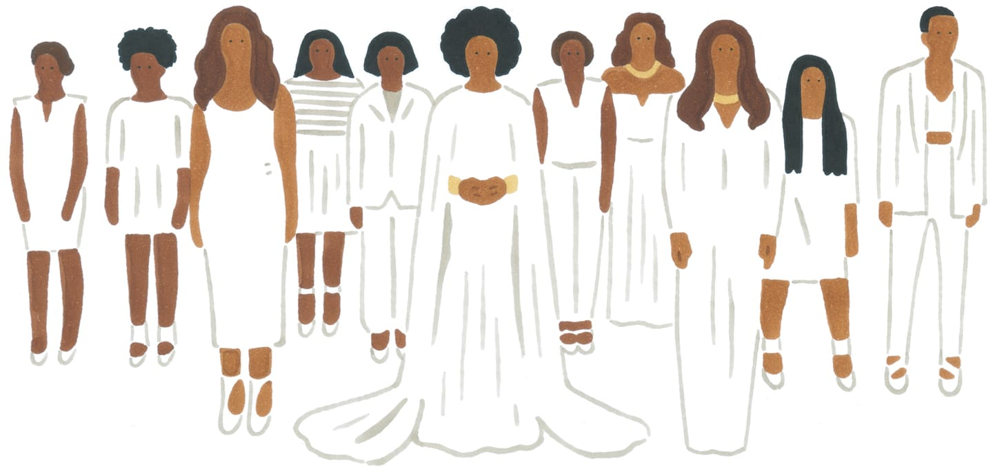 Solange S Wedding Photographer Explains How To Take The Perfect Squad Photo The Fader