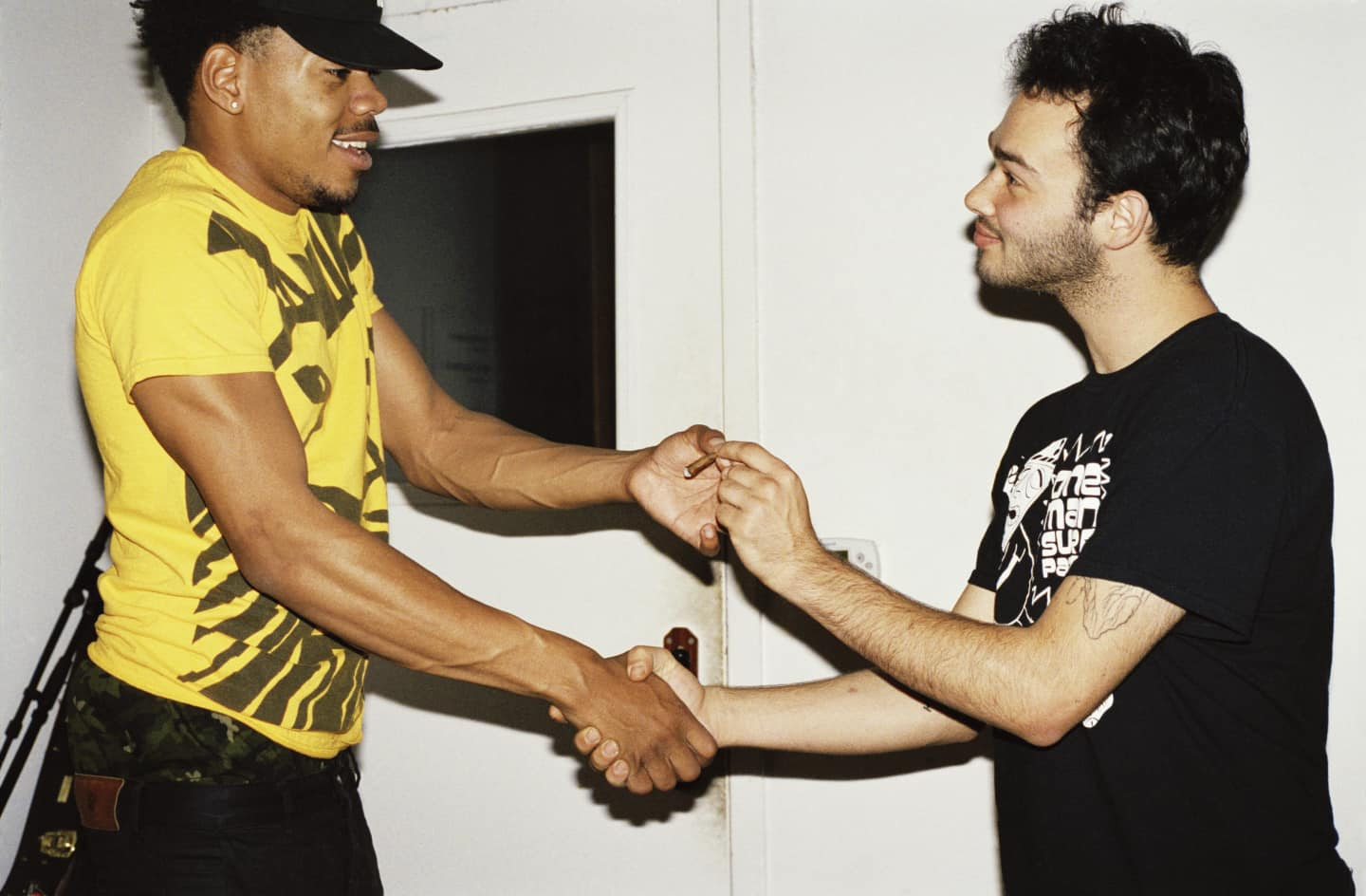 Why Chance The Rapper Is Forgoing Solo Fame To Make Jazzy