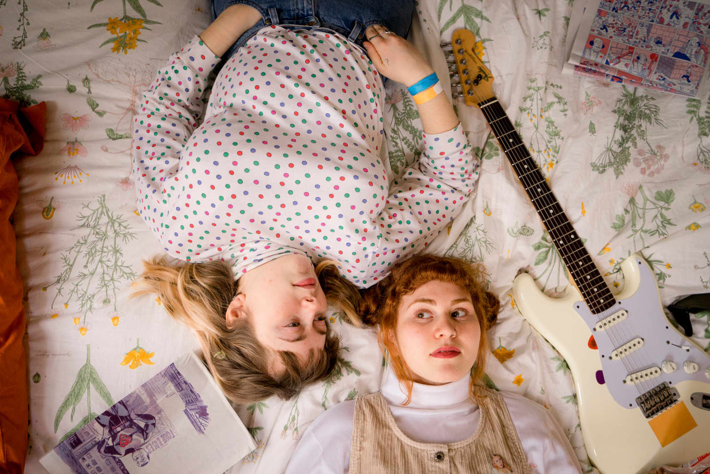 girlpool gen f the fader