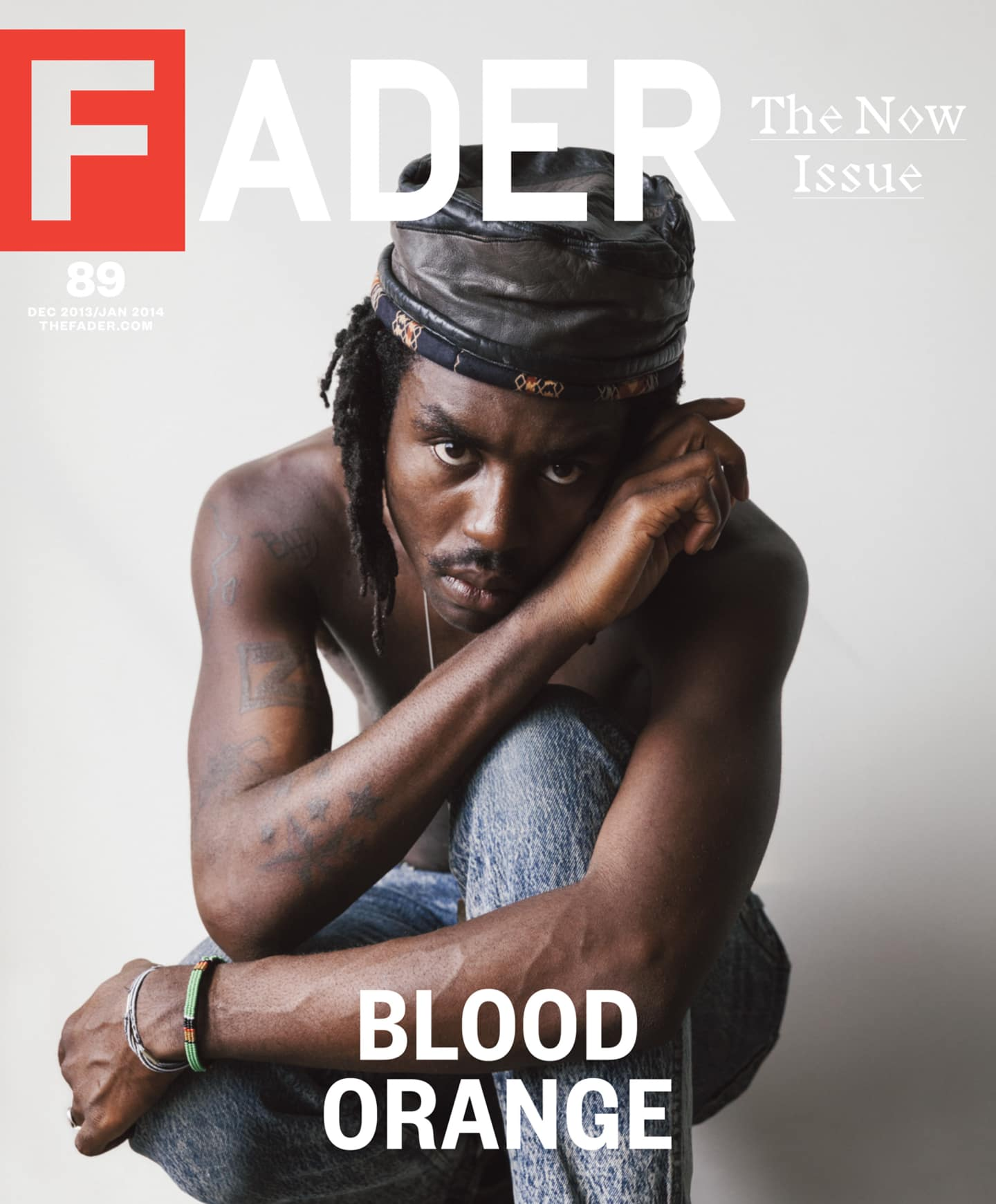 Blood Orange FADER