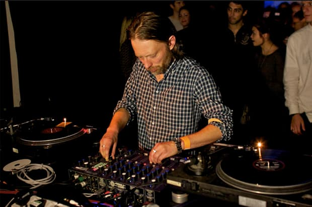 Video Thom Yorke And Jamie Xx Take Over The Boiler Room The Fader