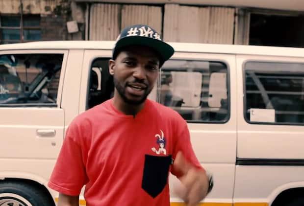 Watch OkMalumKoolKat Rap A Cappella, Grab a New Song | The FADER