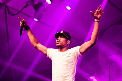 chance the rapper fader fort