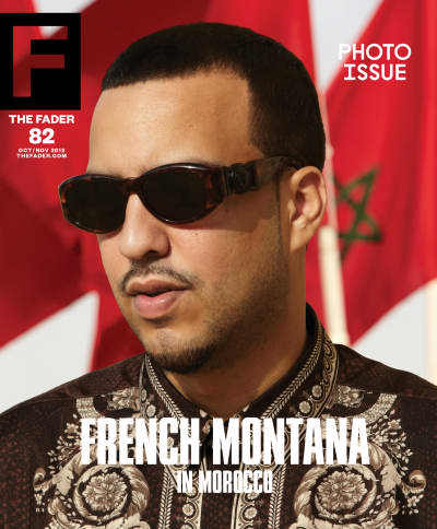 French Montana The Fader