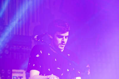 Ryan Hemsworth at FADER Fort 2014