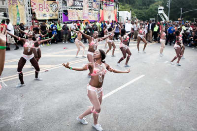 West Indian Day Parade Photo Series