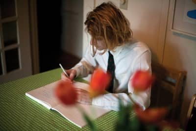 Christopher Owens FADER cover story outtake Justin Maxon