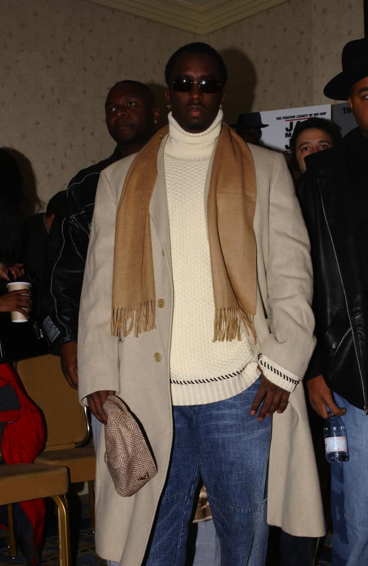 20 Ridiculously Jiggy Looks Diddy Actually Wore The Fader