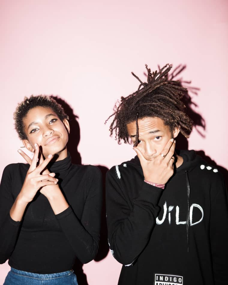 willow smith, jaden smith