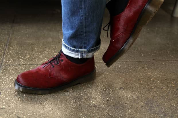 Itemized: Pony Hair Dr. Martens | The FADER