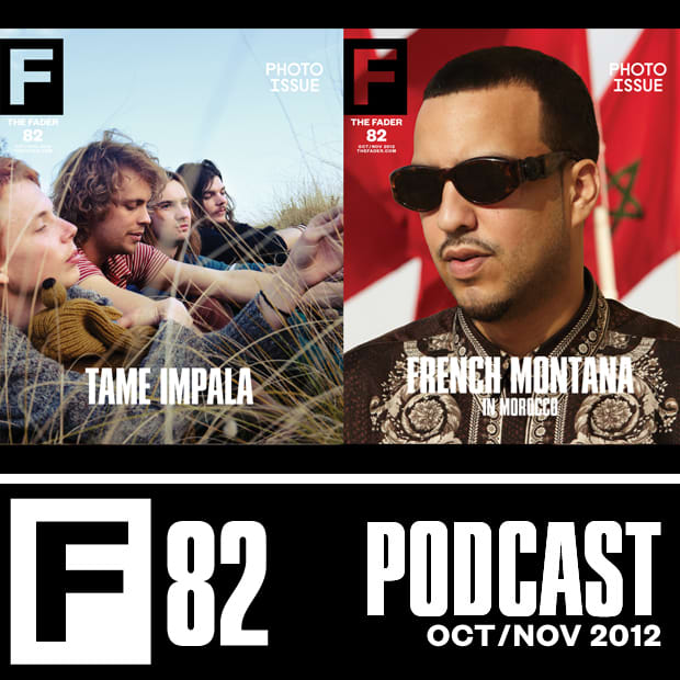 Download The FADER #82 Podcast