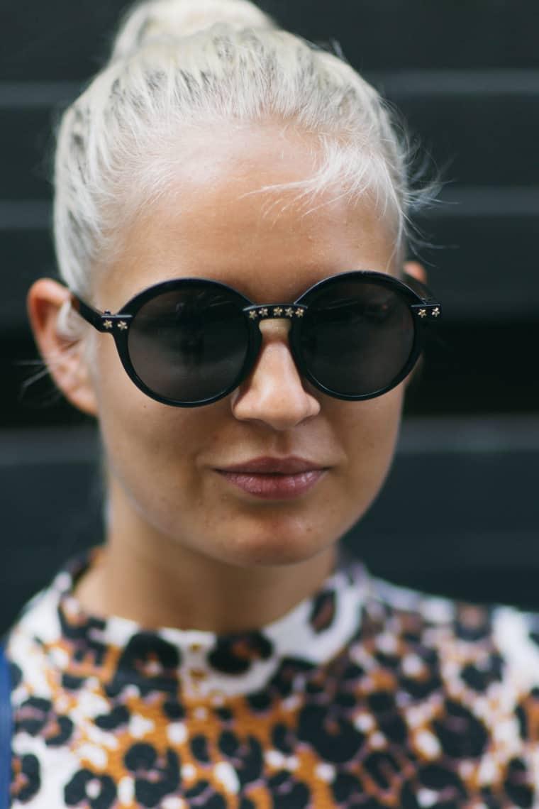 On the street_Leopard