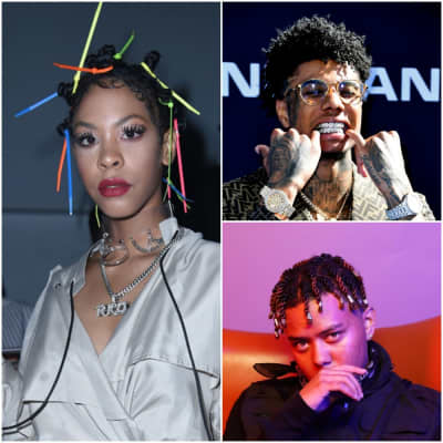 Rico Nasty, YBN Cordae, and Blueface deliver the cypher we've been waiting for