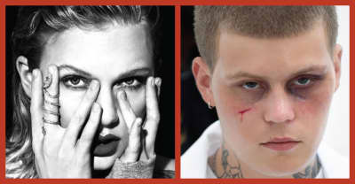 Unlike Taylor Swift, Yung Lean used rap influences to make exciting music