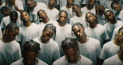 """Travis Scott recruits Young Thug and M.I.A. for """"Franchise"""""""