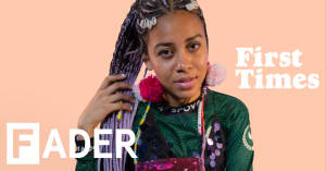 Sho Madjozi on Pitch Black Afro, bringing the Xibelani to the club, and more in First Times video