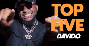 Davido's top five things to do in Nigeria
