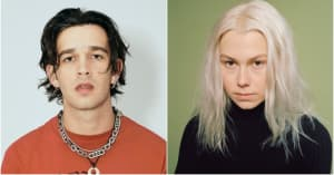 """The 1975 team with Phoebe Bridgers on new song """"Jesus Christ 2005 God Bless America"""""""