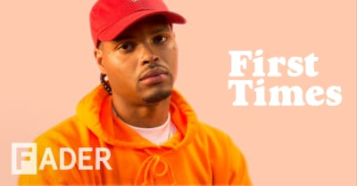Xavier Wulf discusses Toonami, The Killers, and more on First Times