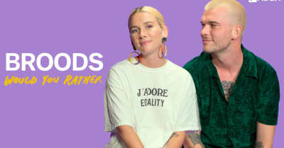 See BROODS struggle with Would You Rather