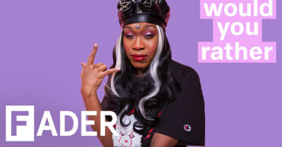 Watch BbyMutha play 'Would You Rather'