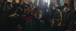 "Koffee and Gunna enter the eye of the storm for the ""W"" video"