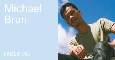 Listen to a new FADER Mix by Michael Brun
