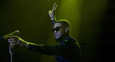 "Usher Recruits Young Thug For ""No Limit"""