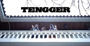 "Digital FORT: TENGGER play an immersive live version of ""High"""