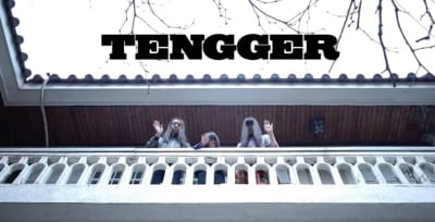 "Digital FORT: TENGGER play an immersive live version of ""High"""