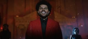 "The Weeknd looks like Handsome Squidward in the ""Save Your Tears"" video"