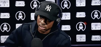 Watch Vince Staples's L.A. Leakers freestyle
