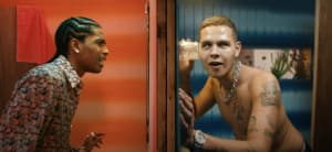 "Watch slowthai and A$AP Rocky's video for ""MAZZA"""
