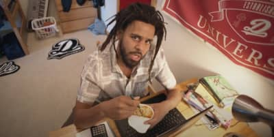 "J. Cole shares ""a m a r i"" music video"