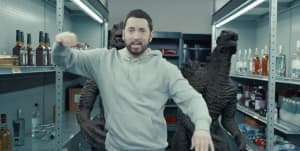 "Eminem shares video for the Juice WRLD-featuring ""Godzilla"""