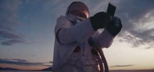"Bad Bunny shares the interplanetary ""Una Vez"" video"