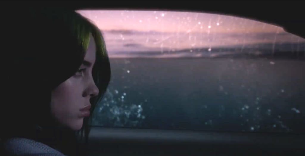 """Watch Billie Eilish's """"everything i wanted"""" video"""
